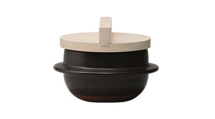 日常茶飯器 羽釜 1合ごはん鍋